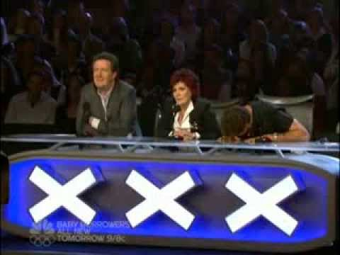 American Got Talent S3 Losers