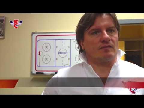 Андрей Потайчук: после матча с Красной Армией (4:1)
