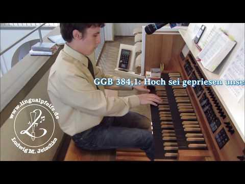 Heinrich Schütz - All Ehr und Lob soll Gottes sein, SWV 421