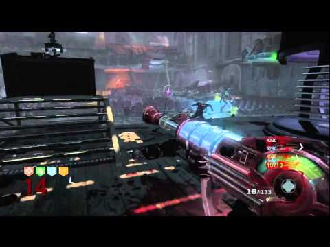 CoD: Black Ops - Random Kino der Toten Gameplay(Round 26/95 Revives!)[1/3] Music Videos