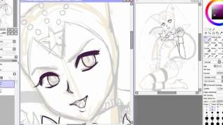 Raffle #3's Line Art! - Sailor Tin Nyanko
