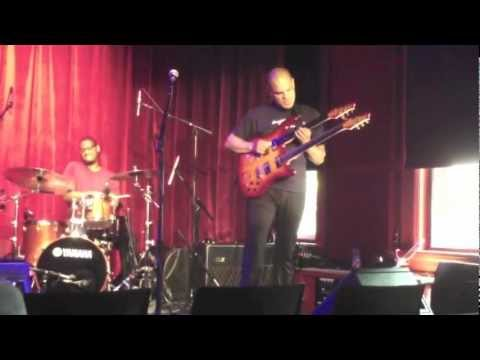 MonoNeon with David Fiuczynski's Planet Microjam | LIVE in Boston at Cafe 939