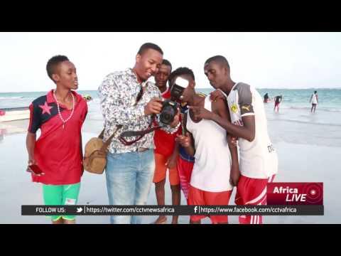 Somali Photographer Hopes To Show A Nation Rebuilding