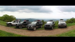 Top 10 Chevy Trailblazers and GMC Envoys
