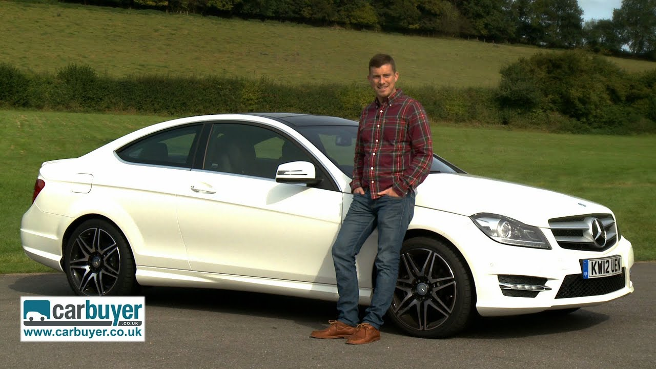 Mercedes C Class Coupe Review Carbuyer Youtube