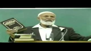 Ahmed Deedat Answer – Where are the abrogated verses of the Quran