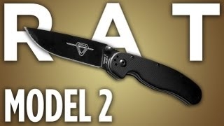 Rat Model 2 Knife Review: Great EDC made Excellent
