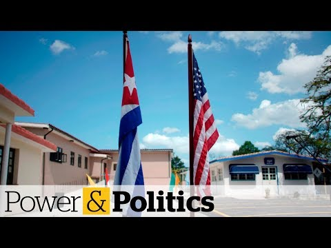 Trump's Cuba policy could lead to lawsuits for Canadian businesses | Power & Politics