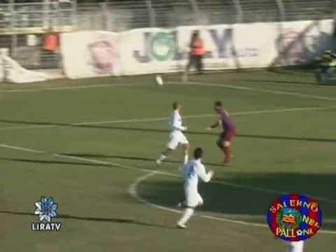 Sintesi Atletico Boville – Salerno Calcio 2 – 4 Biancolino Caputo 20/11/2011