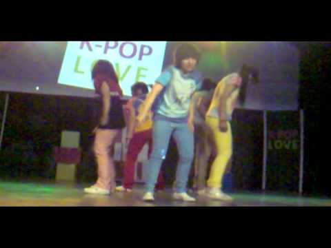 Kmv - Juliette Dance Cover De Shinee En El K-pop Love video