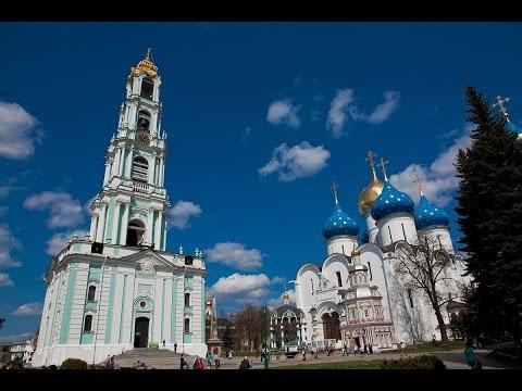 Suggested as a gift Магнит из монастыря Свято-Троицкая Сергиева Лавра