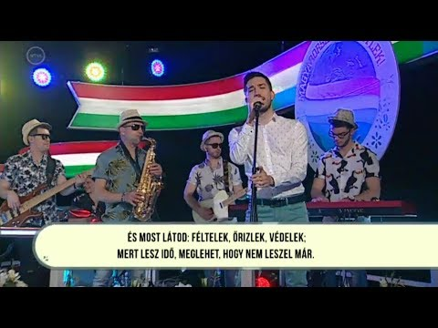 Pál Dénes a Magyarország,Szeretlek! műsorában