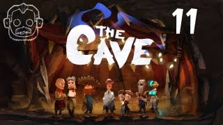 Let's Play The Cave #011 - Das Mysterium der fliegenden Teppiche [deutsch] [720p]