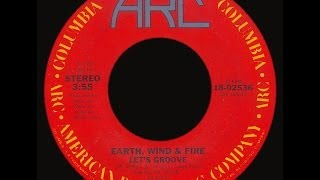Earth Wind Fire Let 39 S Groove 1981 Disco Purrfection Version