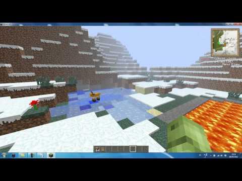 Minecraft 1.2.5 - Como Instalar/Usar Rei's Minimap Mod