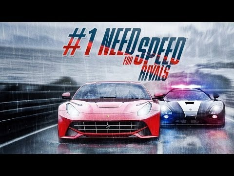 #1 Zagrajmy w Need for Speed: Rivals NFS Rivals Tutorial i zapoznanie z grą XBOX 360