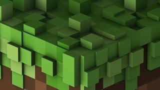 Minecraft Box - 3D textury