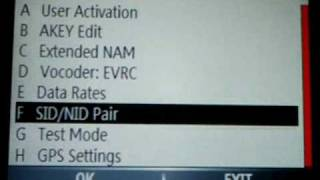 HOW TO REPROGRAM YOUR SID, MIN, MDN NUMBER (CdmaFlashingSoftware.Com) TEXT JASON (917) 397 0241