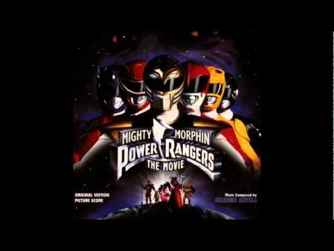 Mighty Morphin Power Rangers The Movie Soundtrack - Theme Song...