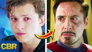 How Tony Stark May Come Back To Life (Spider-Man Far From Home Theory)