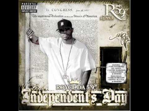 Royce Da 59 - Fuck My Brains Out