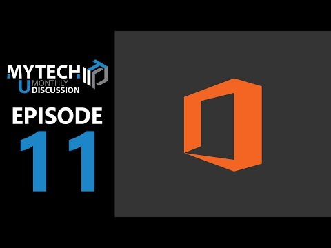 Mytech U  |  Microsoft Office 365  |  July 2012