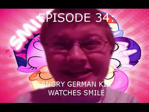 Agk Ep 34 Angry German Kid Watches Smile video
