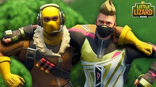 RAPTOR AND DRIFT BECOME BEST FRIENDS!! - *SEASON 5 PRANKS* Fortnite Short Film