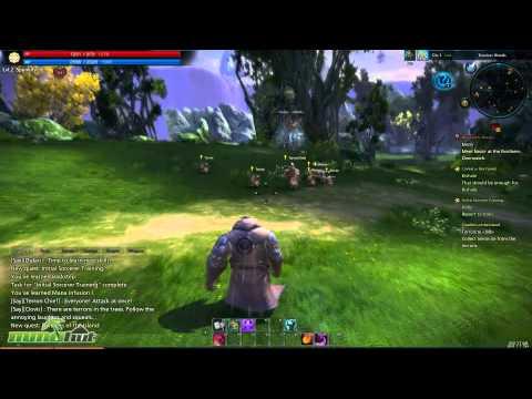 Tera Gameplay - First Look HD