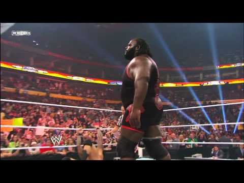Randy Orton vs. Mark Henry - World Heavyweight Championship Match: Night of Champions 2011