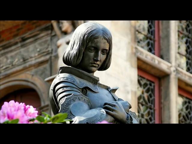 La France est en danger. jeanne d arc 1. Jeanne la Pucelle, Les batailles -