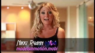 Nikki Ryann - Models in Motion