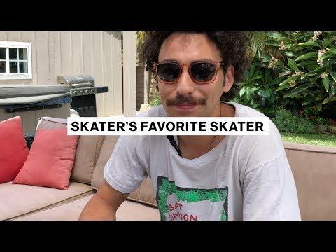 Skater's Favorite Skater | Corey Glick