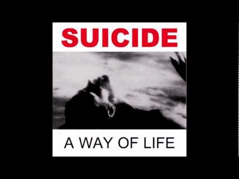 Suicide - Wild in Blue