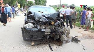 Thạch Thành: Tai nạn giao thông nghiêm trọng, 2 người thiệt mạng