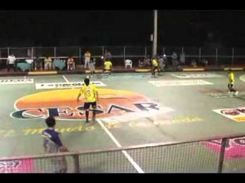 FRANCO FUTSAL SAN ANTONIO VS CLUB UNION RED DEPORTIVA