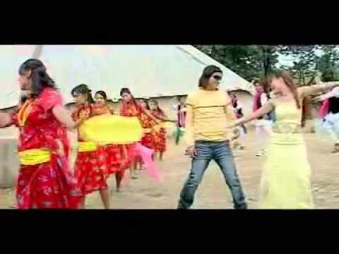 Jhim Jhim Sanu Najhimkau Pareli Raju Pariyar And B video