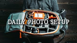 My Everyday CAMERA Bag!