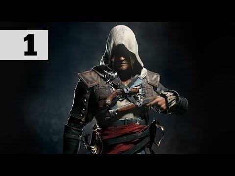 Прохождение Assassin's Creed 4: Black Flag (Чёрный флаг) — Часть 1: Эдвард Кенуэй / Абстерго