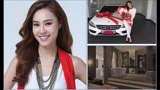 Ninh Dương Lan Ngọc: 28 tuổi mua 2 nhà, một ô tô hơn 2 tỷ, không cần đàn ông cho tiền