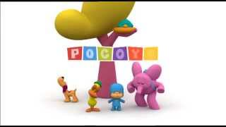 Pocoyo -Learning To Jump Rope