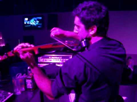 La Mouche Violin Performancers Dreams (born Again Babilonia) video