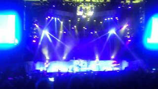 IRON MAIDEN - Fear Of The Dark @İSTANBUL ( 26.07.2013 )