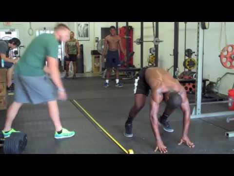 Broad Jumps & Trap Bar Deadlifts Image 1
