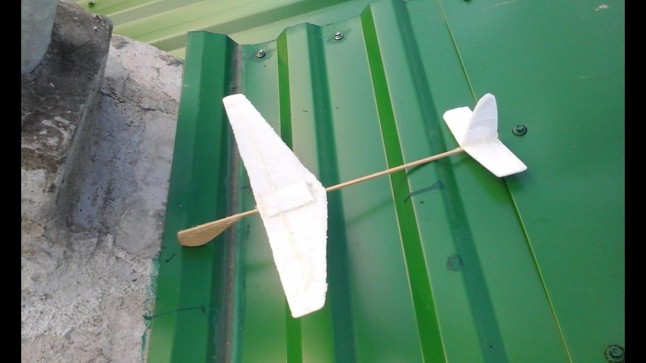 Как сделать планер из потолочной плитки