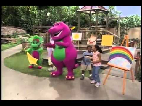Barney - The Rainbow Song