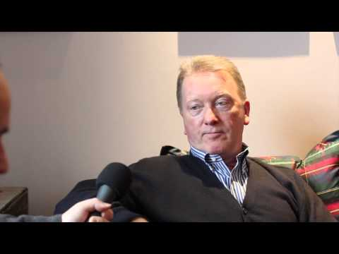 Exclusive Frank Warren Interview on Matchroom, Boxnation, Sky