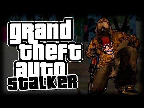 STALKER в GTA!