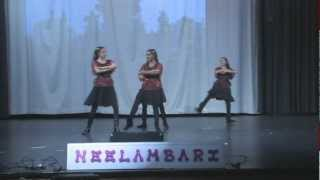 Neelambari - Around the World - Dance Medley at Neelambari Anniversary Jan 2012