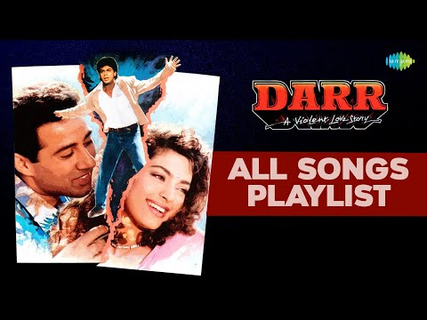 Darr Hindi Movie (1994) - Shahrukh Khan | Juhi Chawla | Sunny Deol - Audio Jukebox video